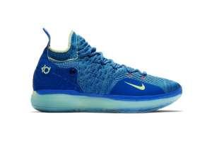 预览杜兰特全新战鞋 Nike KD 11【今日信息】